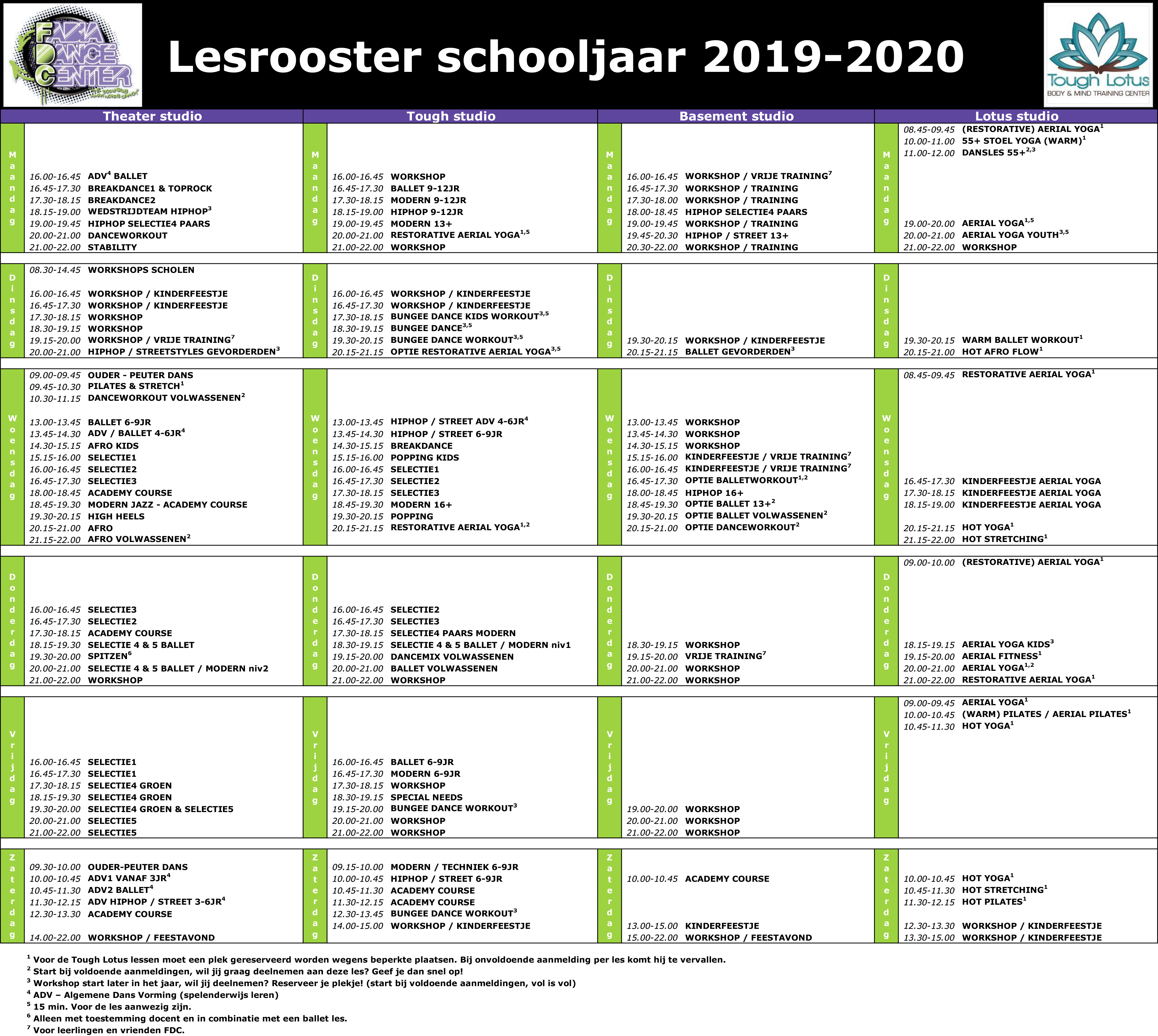 2019-2020FDCLesrooster